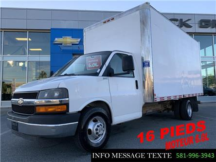 2010 Chevrolet Express Cutaway Standard (Stk: X8260) in Ste-Marie - Image 1 of 17
