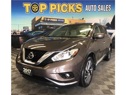 2017 Nissan Murano Platinum (Stk: 179331) in NORTH BAY - Image 1 of 29