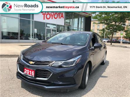 2016 Chevrolet Cruze LT Auto (Stk: 345291) in Newmarket - Image 1 of 22