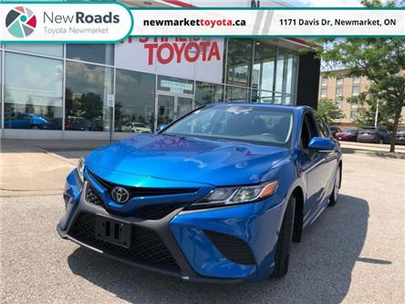 2018 Toyota Camry SE (Stk: 349901) in Newmarket - Image 1 of 23