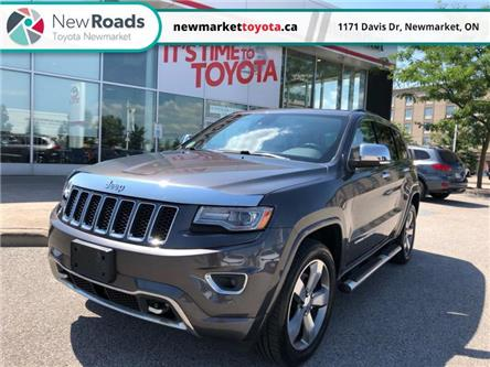 2014 Jeep Grand Cherokee Overland (Stk: 59751) in Newmarket - Image 1 of 26