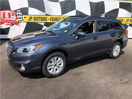 2017 Subaru Outback 2.5i Touring (Stk: 49355) in Burlington - Image 1 of 25
