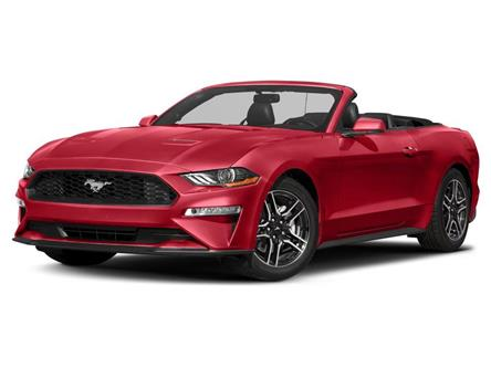 2020 Ford Mustang EcoBoost (Stk: MU26610) in Tilbury - Image 1 of 8