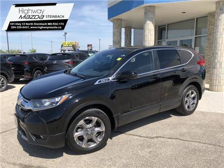 2018 Honda CR-V EX AWD (Stk: M20014A) in Steinbach - Image 1 of 21