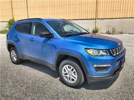 2020 Jeep Compass Sport (Stk: 2210) in Windsor - Image 1 of 12
