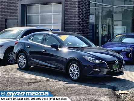 2016 Mazda Mazda3 GS (Stk: 29783) in East York - Image 1 of 28
