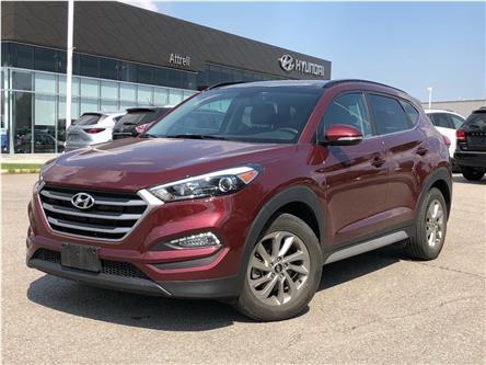 2017 Hyundai Tucson Luxury (Stk: 4320) in Brampton - Image 1 of 21