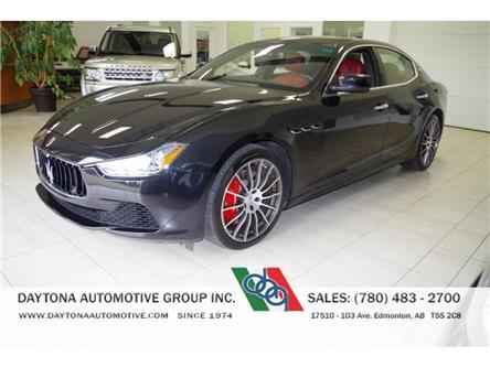 2016 Maserati Ghibli S Q4 (Stk: 9243) in Edmonton - Image 1 of 22