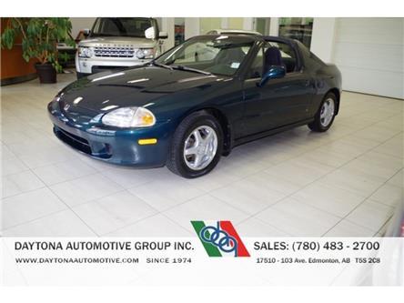 1996 Honda Del Sol Vtec (Stk: 0102) in Edmonton - Image 1 of 13