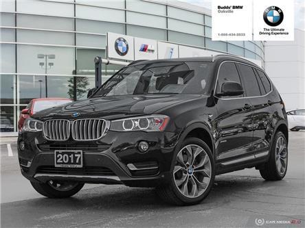 2017 BMW X3 xDrive28i (Stk: DB6047) in Oakville - Image 1 of 28