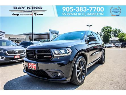 2017 Dodge Durango R/T (Stk: 207205A) in Hamilton - Image 1 of 28