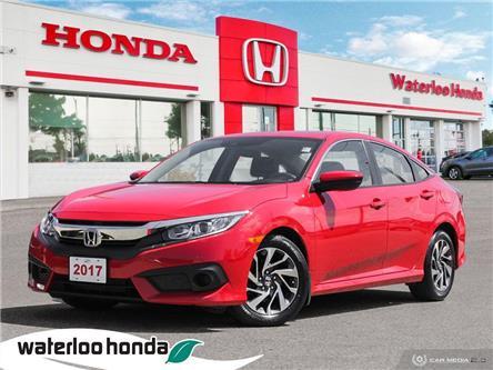 2017 Honda Civic EX (Stk: H6537A) in Waterloo - Image 1 of 27