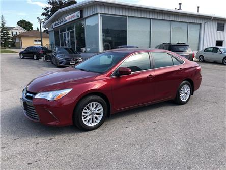 2017 Toyota Camry  (Stk: U08220) in Goderich - Image 1 of 18
