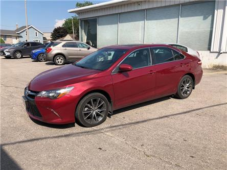 2017 Toyota Camry  (Stk: U08920) in Goderich - Image 1 of 18