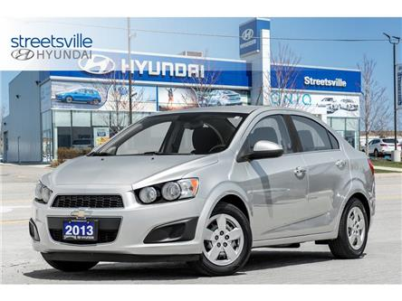 2013 Chevrolet Sonic LT Auto (Stk: 20VN024A) in Mississauga - Image 1 of 15
