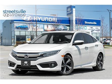 2016 Honda Civic Touring (Stk: P0832) in Mississauga - Image 1 of 20