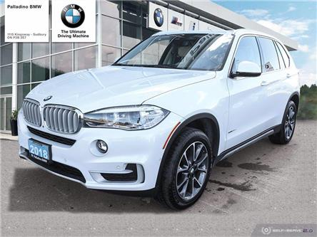 2018 BMW X5 xDrive35i (Stk: 0010A) in Sudbury - Image 1 of 21