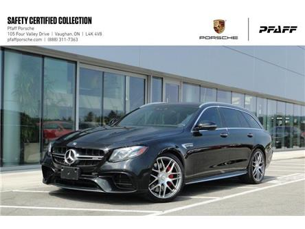 2018 Mercedes-Benz E63 AMG S 4MATIC+ Wagon (Stk: U8741A) in Vaughan - Image 1 of 22