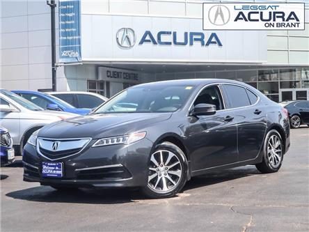 2016 Acura TLX Tech (Stk: 4257) in Burlington - Image 1 of 22