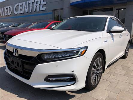 2018 Honda Accord Hybrid Touring (Stk: P2817) in Toronto - Image 1 of 23