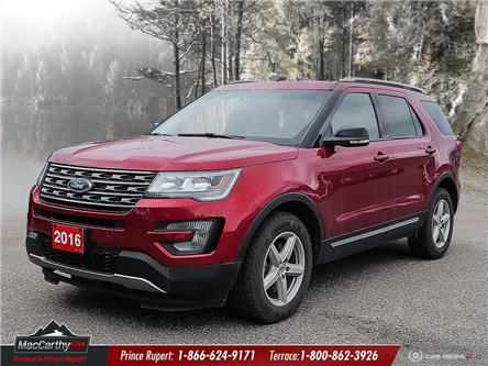 2016 Ford Explorer XLT (Stk: TGGB99137) in Terrace - Image 1 of 15