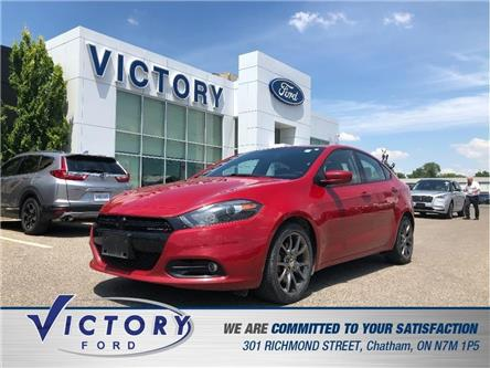 2014 Dodge Dart  (Stk: V18986B) in Chatham - Image 1 of 15