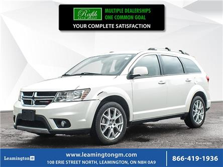 2013 Dodge Journey SXT/Crew (Stk: 19-297A) in Leamington - Image 1 of 30