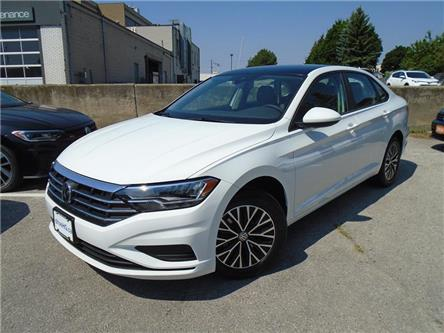 2020 Volkswagen Jetta Highline (Stk: W1579) in Toronto - Image 1 of 22