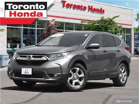 2018 Honda CR-V  (Stk: H40361P) in Toronto - Image 1 of 27