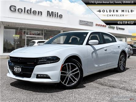 2019 Dodge Charger SXT (Stk: P5064) in North York - Image 1 of 25