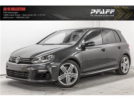 2012 Volkswagen Golf R Base (Stk: 19896A) in Newmarket - Image 1 of 21