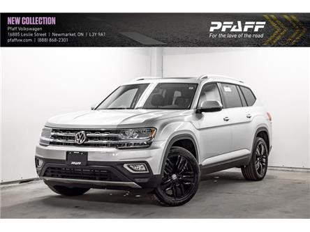 2019 Volkswagen Atlas 3.6 FSI Highline (Stk: V4450) in Newmarket - Image 1 of 22