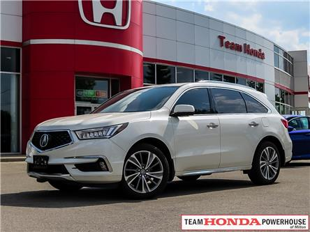 2017 Acura MDX Elite Package (Stk: 3600) in Milton - Image 1 of 27