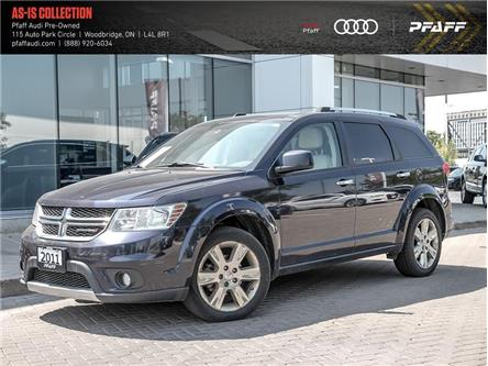 2011 Dodge Journey R/T (Stk: T17827A) in Woodbridge - Image 1 of 16