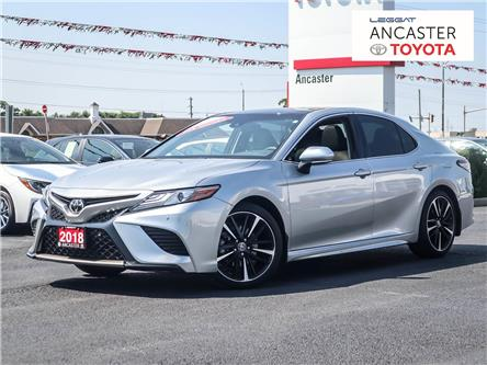 2018 Toyota Camry  (Stk: 4008) in Ancaster - Image 1 of 29