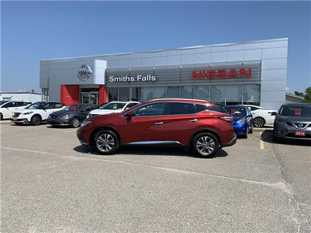 2015 Nissan Murano SL (Stk: 20-174A) in Smiths Falls - Image 1 of 13