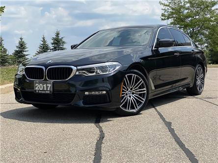 2017 BMW 530i xDrive (Stk: P1646) in Barrie - Image 1 of 19