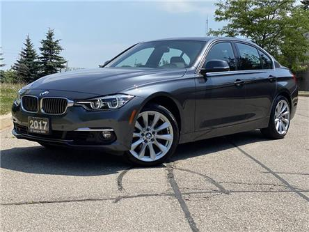2017 BMW 330i xDrive (Stk: P1649) in Barrie - Image 1 of 18