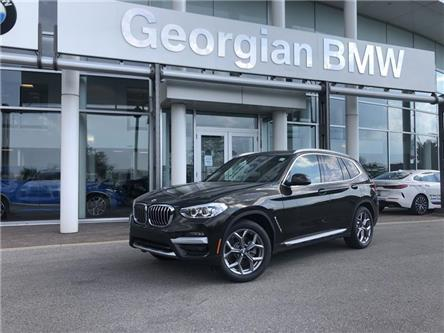 2020 BMW X3 xDrive30i (Stk: B20129) in Barrie - Image 1 of 10