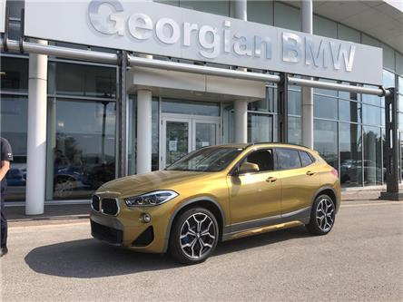 2020 BMW X2 xDrive28i (Stk: B20157) in Barrie - Image 1 of 9