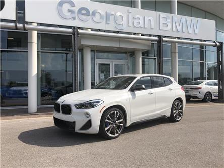 2020 BMW X2 M35i (Stk: B20159) in Barrie - Image 1 of 11