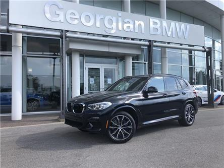 2020 BMW X3 xDrive30i (Stk: B20165) in Barrie - Image 1 of 9