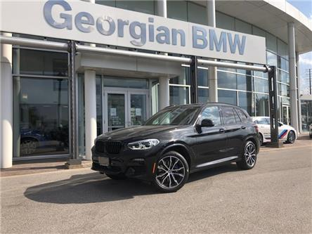 2020 BMW X3 xDrive30i (Stk: B20174) in Barrie - Image 1 of 10