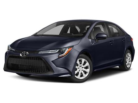 2020 Toyota Corolla LE (Stk: 9137A) in Calgary - Image 1 of 9