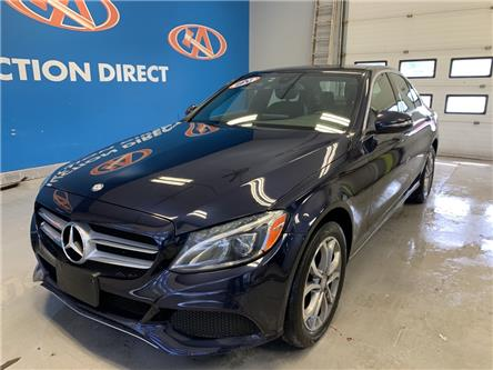 2017 Mercedes-Benz C-Class Base (Stk: 195517) in Lower Sackville - Image 1 of 11