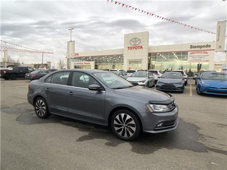 2015 Volkswagen Jetta Turbocharged Hybrid Base (Stk: 8908A) in Calgary - Image 1 of 26