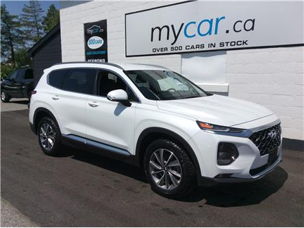 2020 Hyundai Santa Fe Preferred 2.4 (Stk: 200631) in North Bay - Image 1 of 20