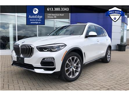 2019 BMW X5 xDrive40i (Stk: A0177) in Ottawa - Image 1 of 16