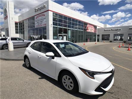 2020 Toyota Corolla Hatchback Base (Stk: 200658) in Calgary - Image 1 of 17