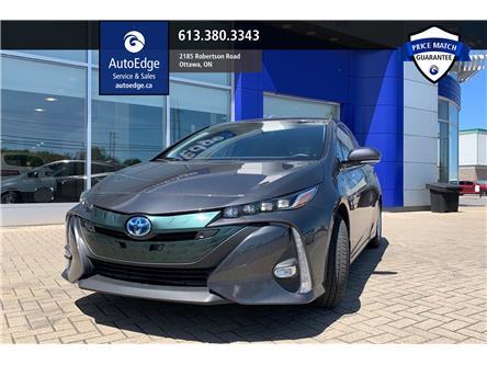 2019 Toyota Prius Prime Upgrade (Stk: A0139) in Ottawa - Image 1 of 17